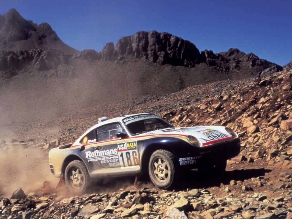 Group B Rally Cars are Old-School and Awesome (6/6)