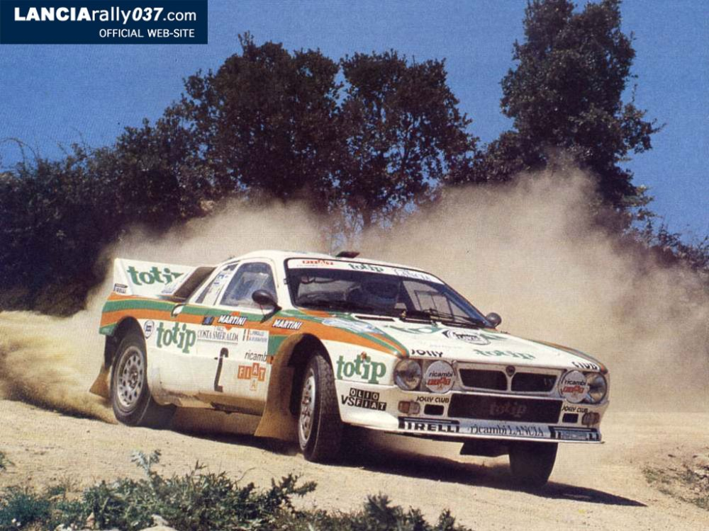 Group B Rally Cars are Old-School and Awesome (2/6)