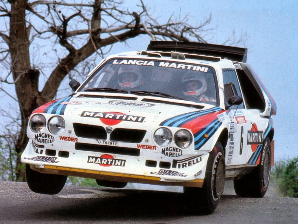 Group B Rally Cars are Old-School and Awesome (3/6)