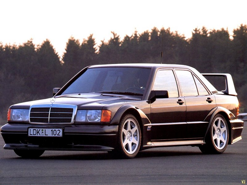 Ice Ice Baby: The Mercedes-Benz 190E 2.5-16 Evolution II is as cool as ice (1/2)