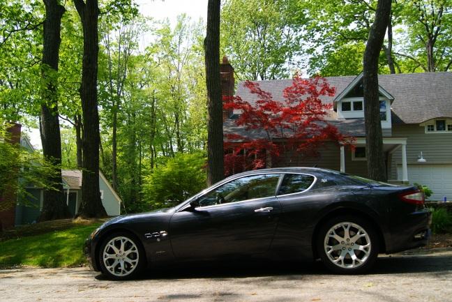 The Torque Tube: Brian Whitmore and the Maserati GranTurismo (1/6)