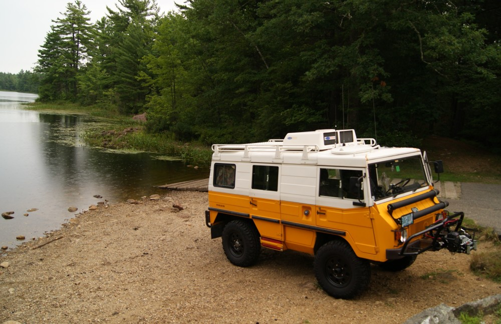 The Superman of the Trail: It's a Jeep, it's a Hummer, it's a... What is that? (1/6)