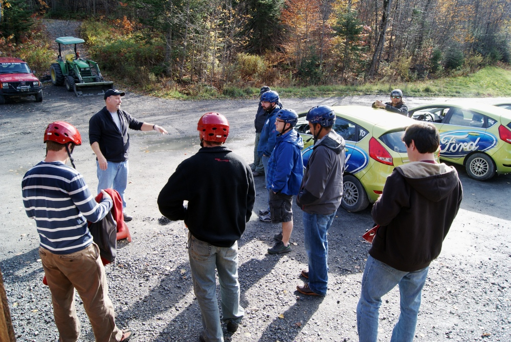 Chasing Racing Dreams: Team O'Neil Rally School and Car Control Center (5/6)