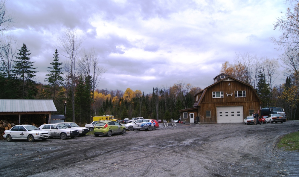 Chasing Racing Dreams: Team O'Neil Rally School and Car Control Center (2/6)