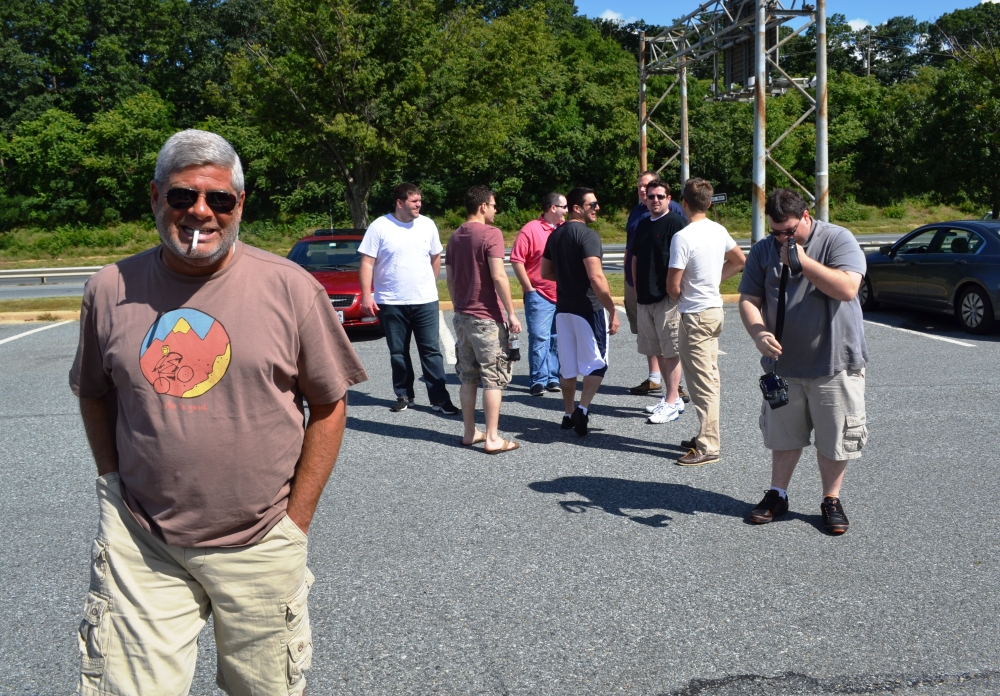 Kicking The Bucket List: Yuppie Rally 2012 and driving the Tail of the Dragon (4/6)
