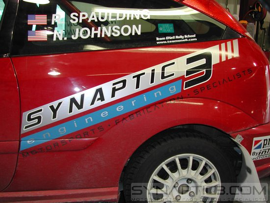 The Torque Tube: Synaptic3 Performance (4/6)